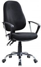 Uredska stolica Simon crna