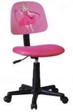 Uredska stolica Zumbo roza