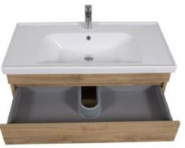Ormarić s umivaonikom Vintag - 80 cm zidna sevilija