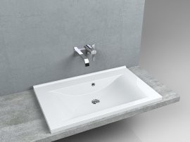 Nadgradni umivaonik Dublin