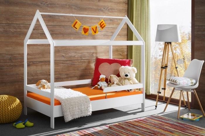Dječji krevetić Tymmi kućica 80x160